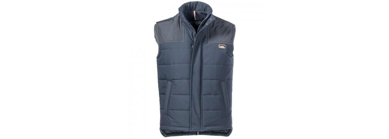 Navy/Navy non sleeves jacket