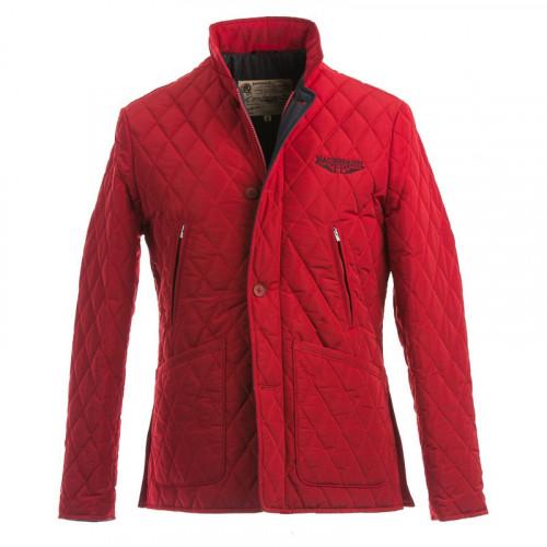 Veste matelassée Rouge