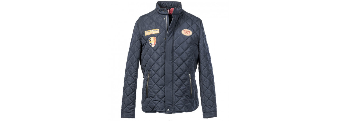 Jacket super driver Navy