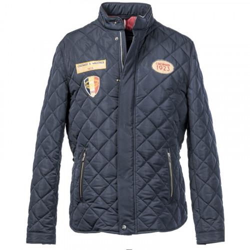 Jacket super driver Navy