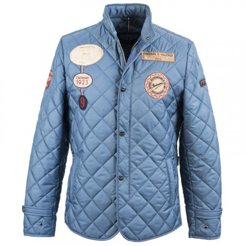 Jacket super driver Pétrole