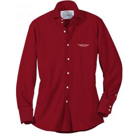 Chemise Classique Rouge