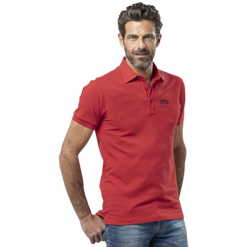 Polo Homme Rouge