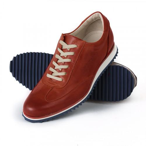 Sneakers Rouge