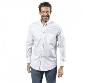 CHEMISE BLANCHE SPECIALE GALON BBR