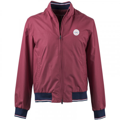 Blouson Barracuda Rouge