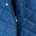 MIAMI BLUE DRIVER QUITED JACKET
