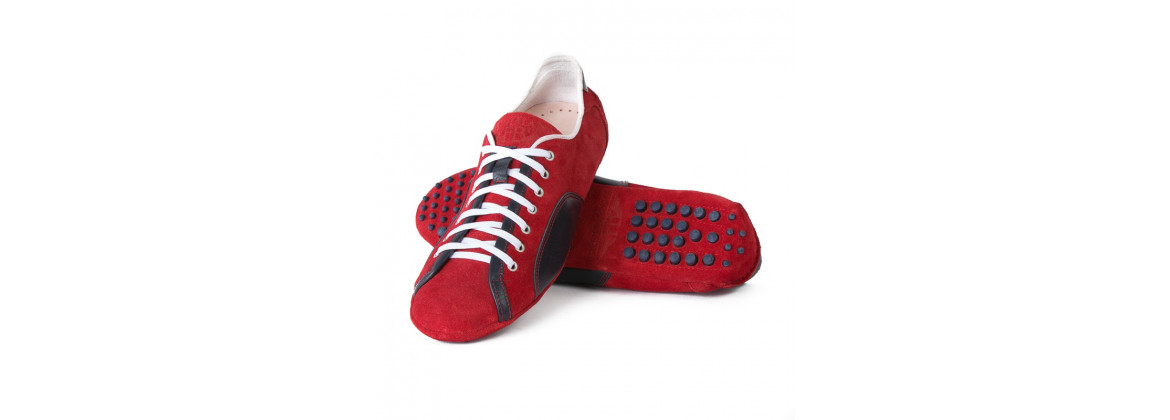 Car Shoes Rouge