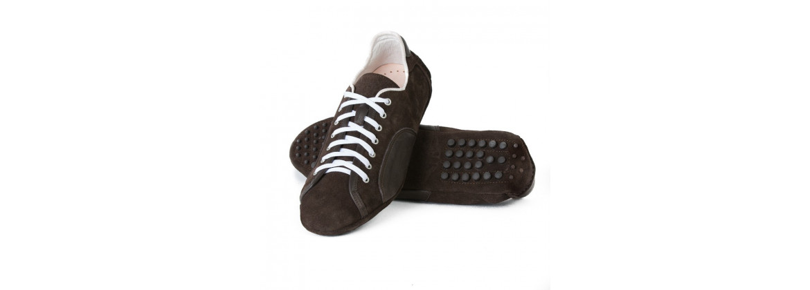 Car Shoes Marron