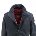 NAVY CITY PARKA