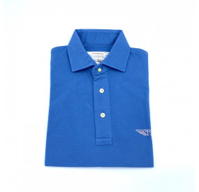 FRENCH BLUE POLO SHIRT