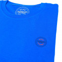 ROYAL BLUE ROUND -NECK T-SHIRT BACHMANN