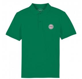 GREEN POLO SHIRT BACHMANN