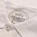 WHITE POLO SHIRT BACHMANN