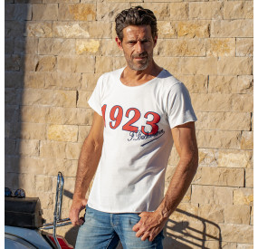 T-SHIRT COL ROND 1923
