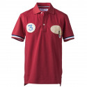 Polo Vintage 2 rouge