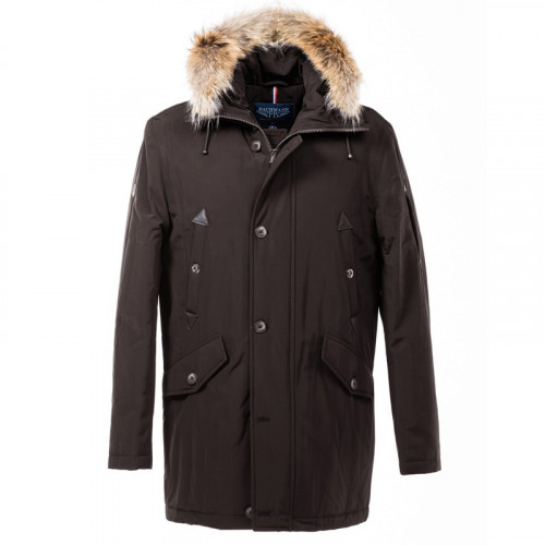 Parka Marron Fourrure